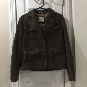 Ruff Hewn green jacket